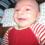 Ethan at 2 Months